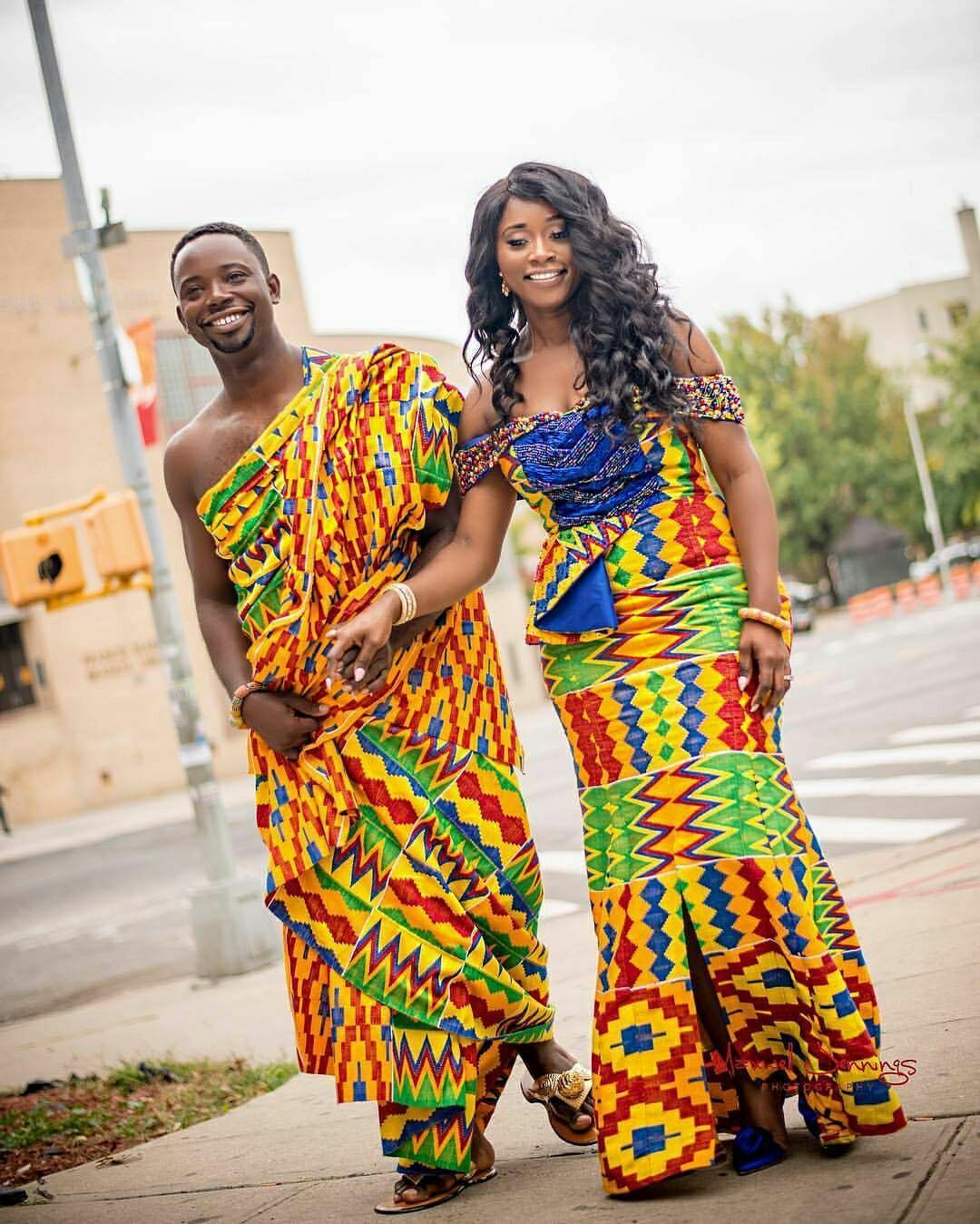 Ghanaian Traditional Wedding: Pin By Regina Barbara Entsie On Traditional Wedding Dress