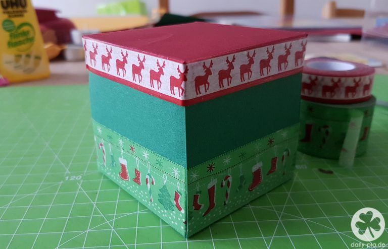 Bis einer heult! • DIY: 15 Minuten Auszeit-Box