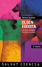 El Gen Egoista Las Bases Biologicas De Nuestra Conducta Richard Dawkins Libros De Psicología Libros Libros De Matemáticas