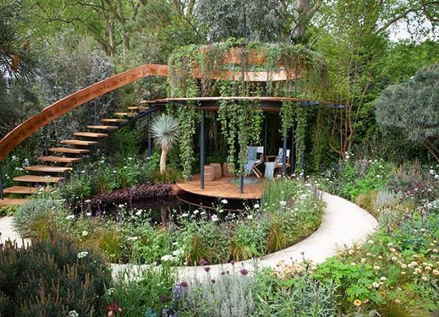 Pin By Marjo Maas On Gardening Project Landscape Design Garden Pavillion Garden Design