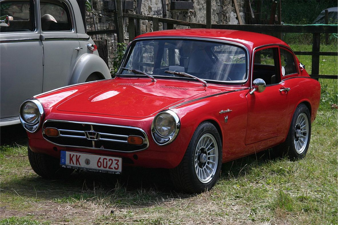 1965 Honda S800 Maintenance Restoration Of Old Vintage Vehicles The