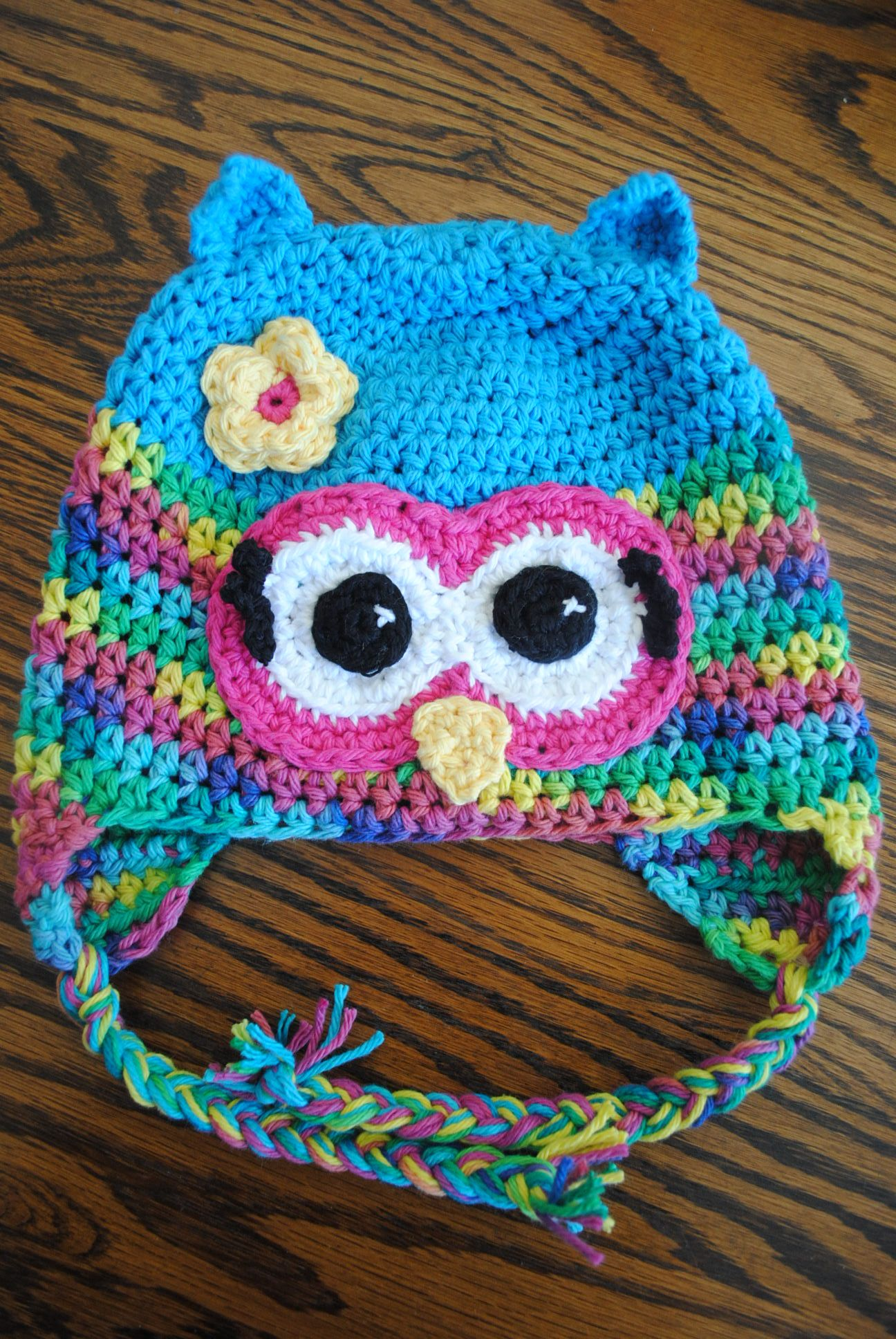 Free crochet owl hat pattern oh boy oh boy owl can also be made free crochet owl hat pattern oh boy oh boy owl can also be made for bankloansurffo Image collections