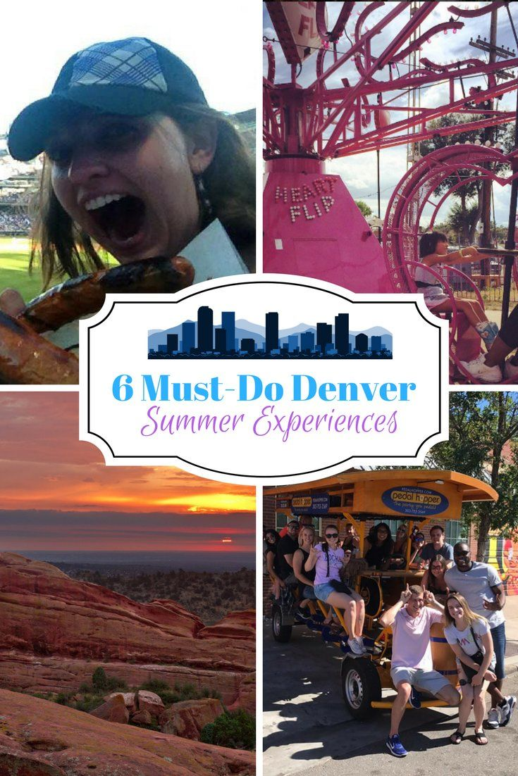 Things to Do in Colorado in the Summer Warm Weathered
