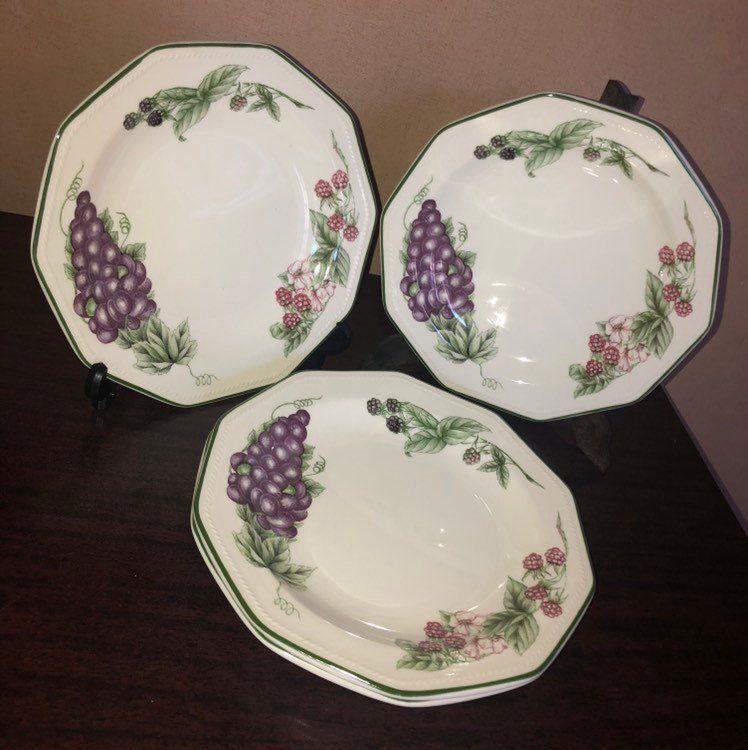 assiette churchill antique plates