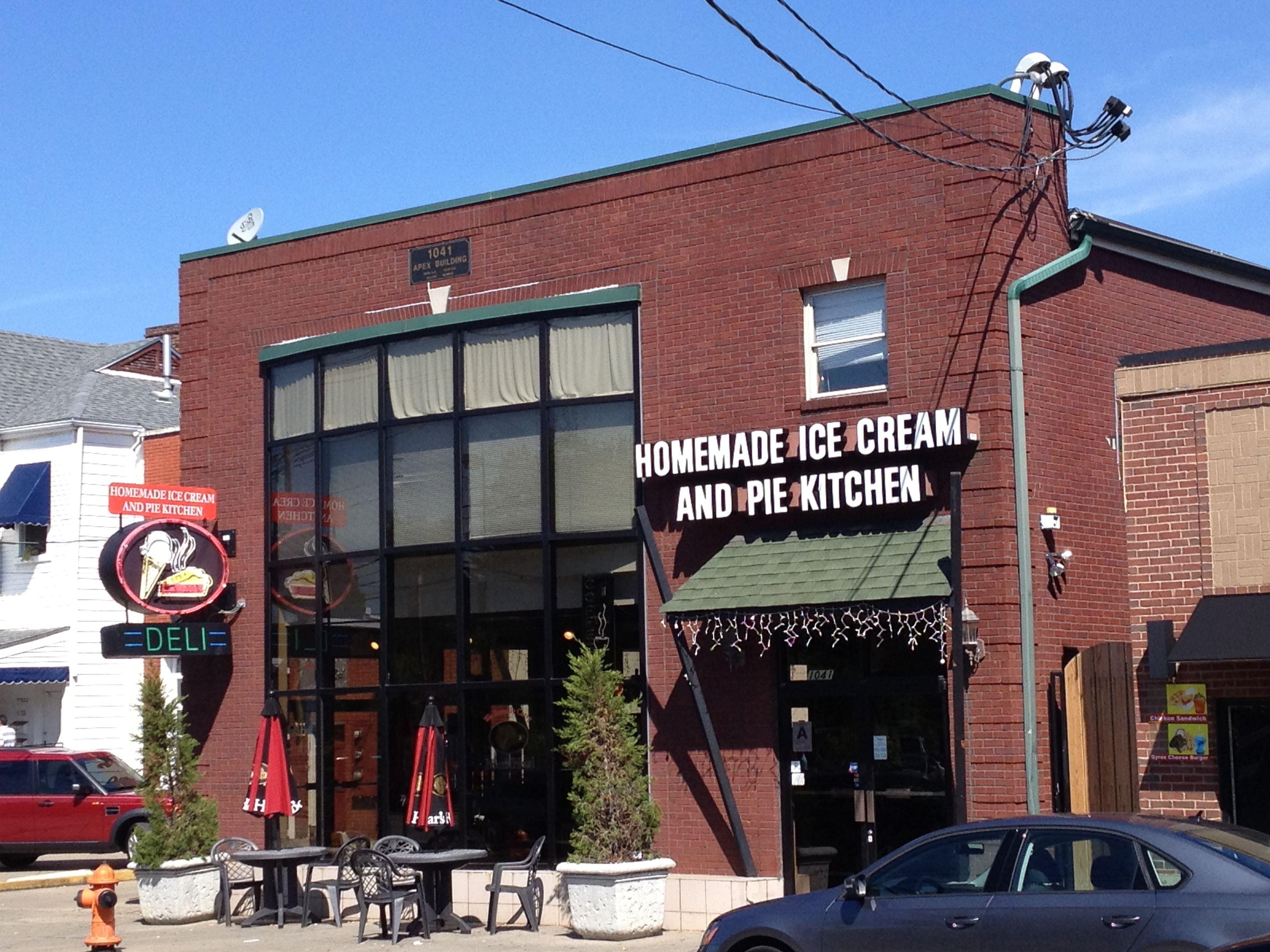 Louisville Ky Pie Kitchen Homemade Ice Cream Homemade Ice