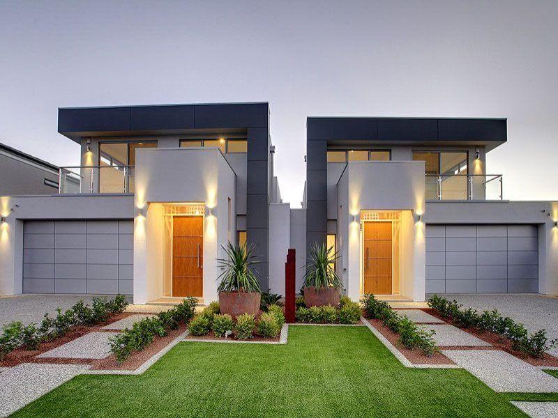 House Facade Ideas - Exterior House Design and Colours House