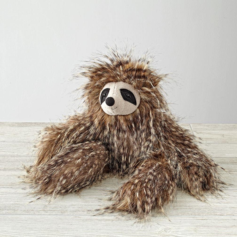 Jellycat Sloth Stuffed Animal The Land Of Nod Sloth Stuffed Animal Unicorn Stuffed Animal Cute Stuffed Animals