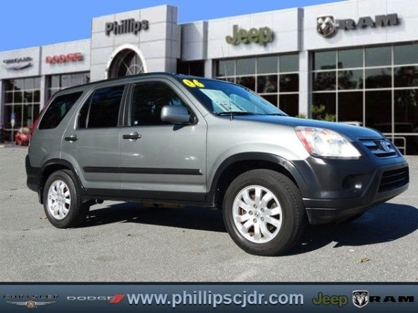 Used 2006 Honda Cr V For Sale In Ocala Fl Truecar Honda Cr Honda Cr V