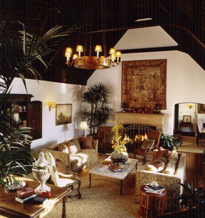 English Tudor Interior Design | Arthur McLaughlin :: Residential ...