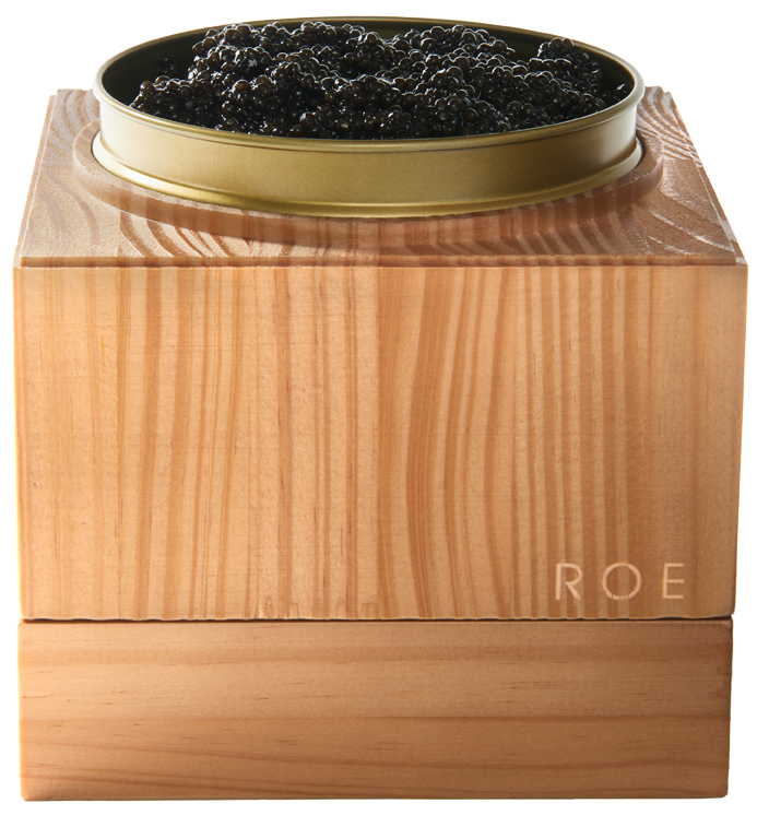 We believe caviar is best when shared. We know this because we began by serving ROE caviar to our own friends and family. When the occasion calls for it, we enj