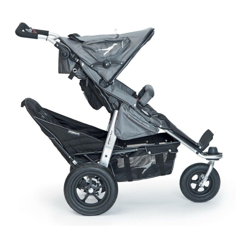 Buggy Mit Liegefunktion Günstig Tfk Buddyseat With Basket For Joggster Iii And Twist 2011