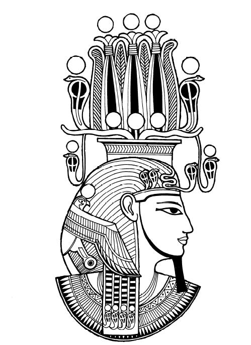 Giochi e colori !: GLI ANTICHI EGIZI | Egypt to Color | Pinterest ...