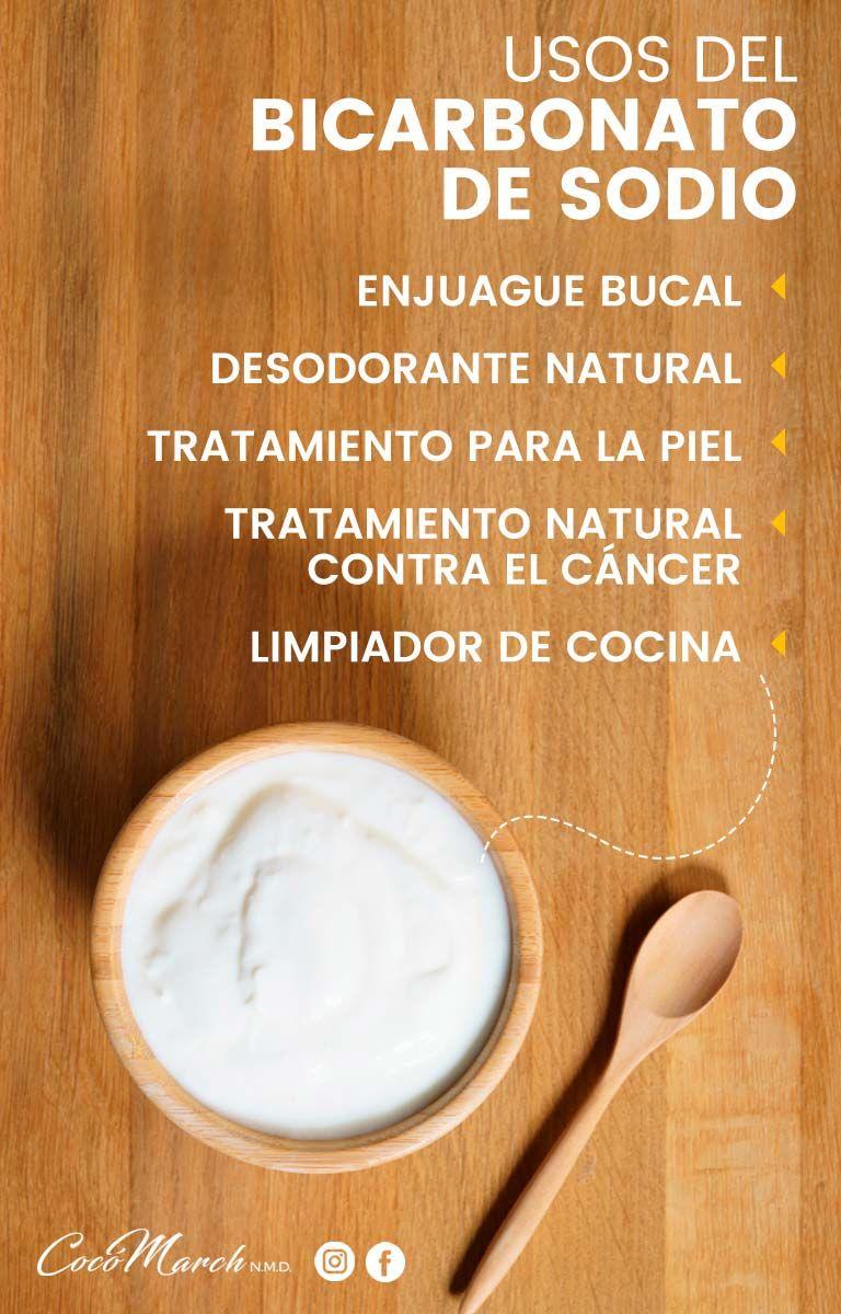 10 Usos Del Bicarbonato De Sodio Que Debes Conocer Remedios