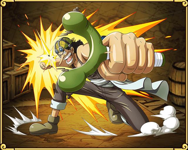 Usopp Tabasco Star One Piece Treasure Cruise Wiki Fandom Powered By Wikia Usopp One Piece Images One Piece World