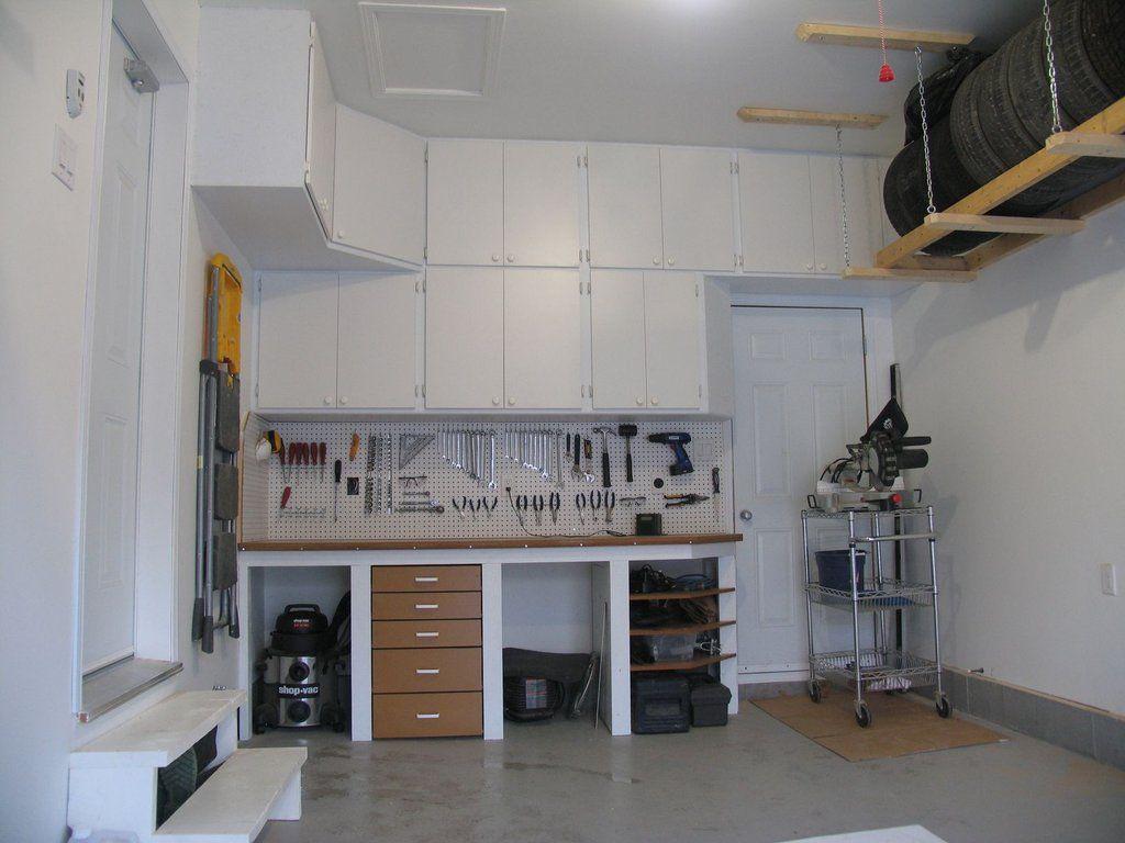 Imgur Small Garage Small Garage Organization Garage Decor