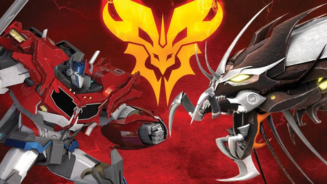Transformers Prime Wallpapers Wallpaper Cave