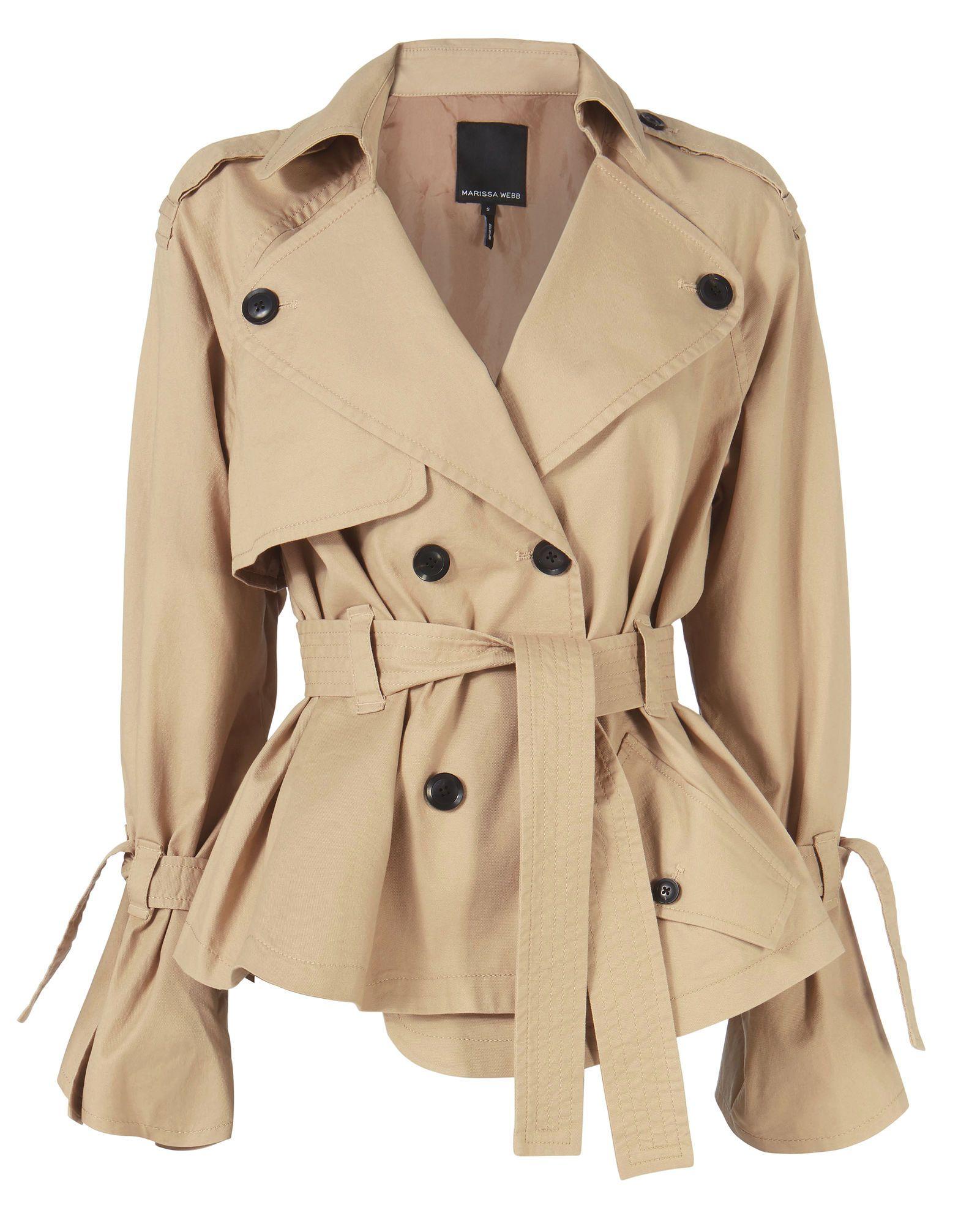 Winfield Short Trench Coat Short Trench Coat Short Coats Women Trench Coat [ 2000 x 1601 Pixel ]