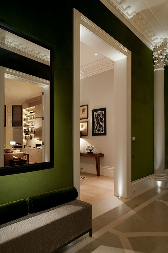 Lighting Basement Washroom Stairs: John_Cullen_Reception_Room_lighting_78