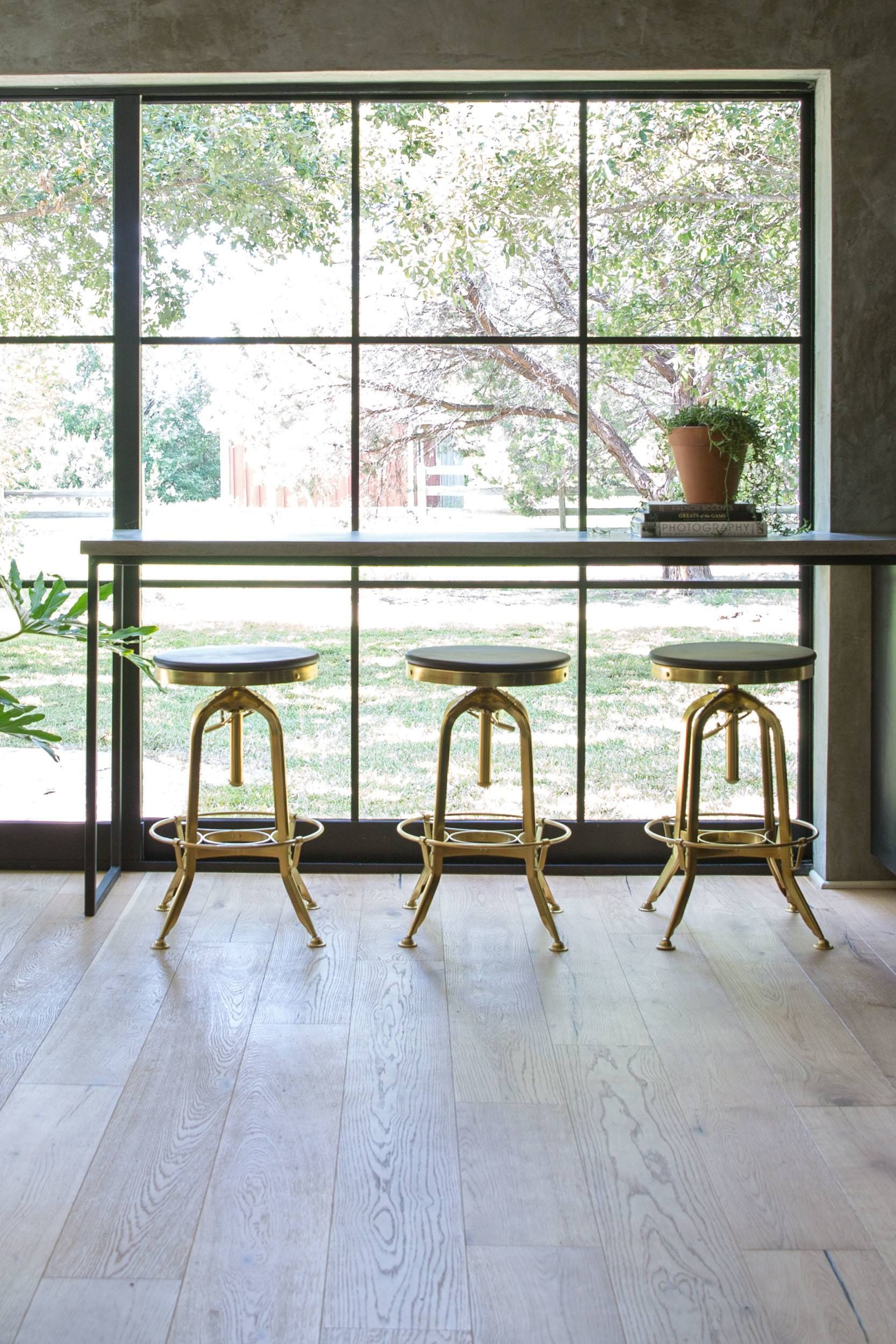 Episode 06 The Pick A Door House Magnolia Kitchen Window Bar Bar Seating Home Decor