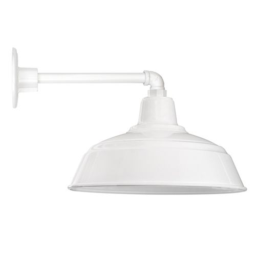 All weather gooseneck farm light wall mount barn light electric all weather gooseneck farm light wall mount barn light electric aloadofball Image collections