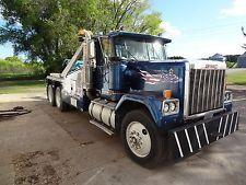 1985 Gmc General Wrecker Tow Truck Mack Trucks Vehicles