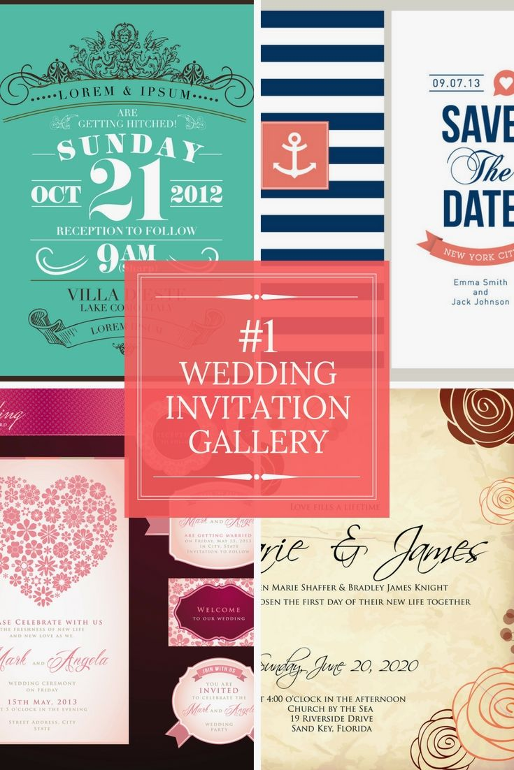Top Quality Wedding Invitation Cards Format Online For Your Personal ...