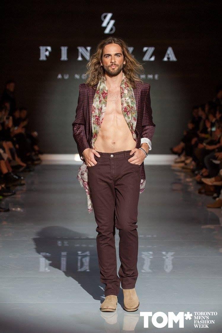 Finezza au nom de luhomme springsummer toronto fashion week