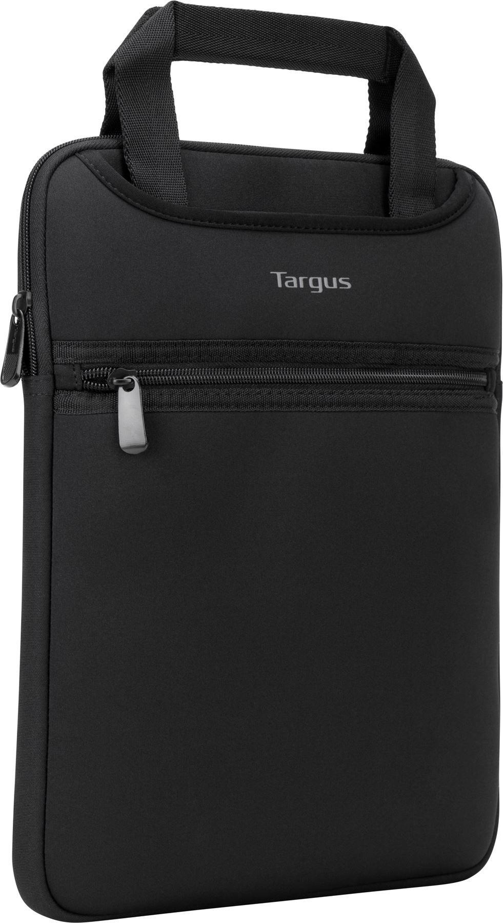 Vertical Sleeve With Hideaway Handles 12 Targus Laptop Sleeves Sleeves