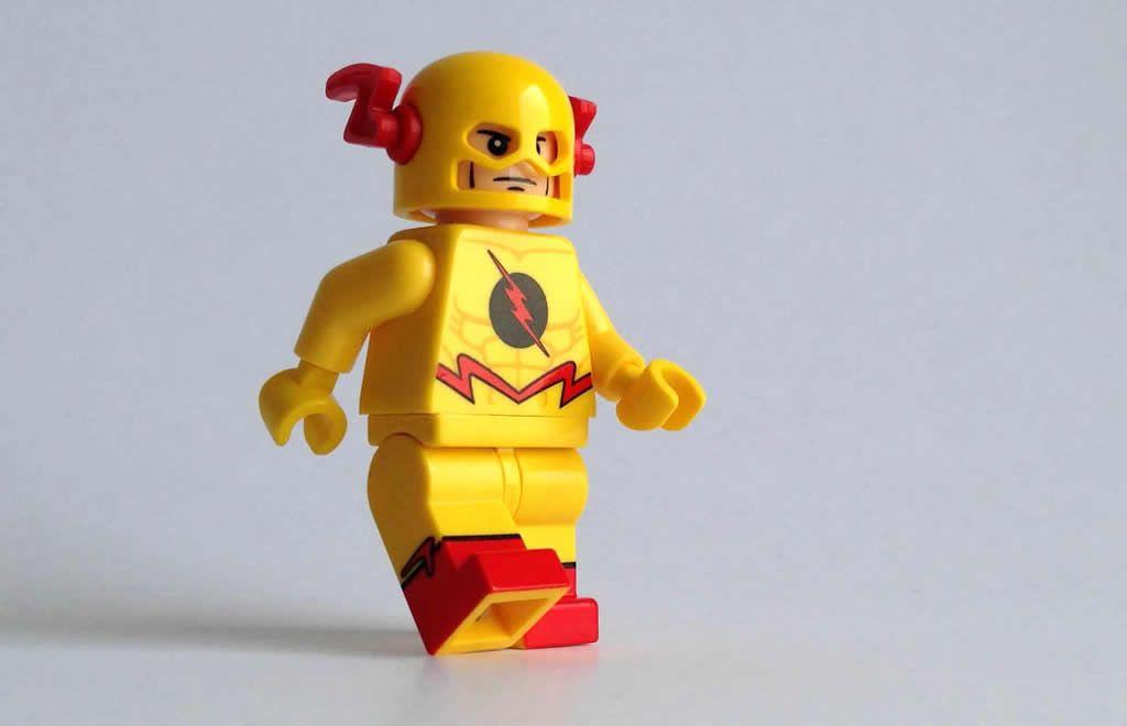 Christo custom reverse flash