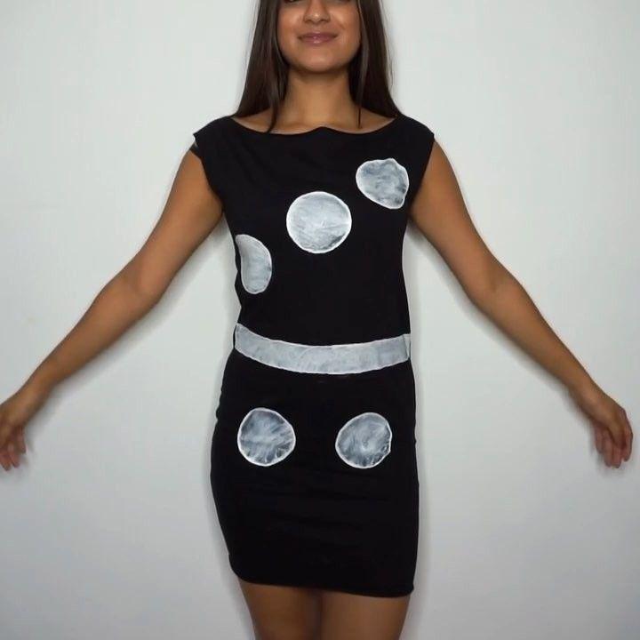 Kostüm Dominostein