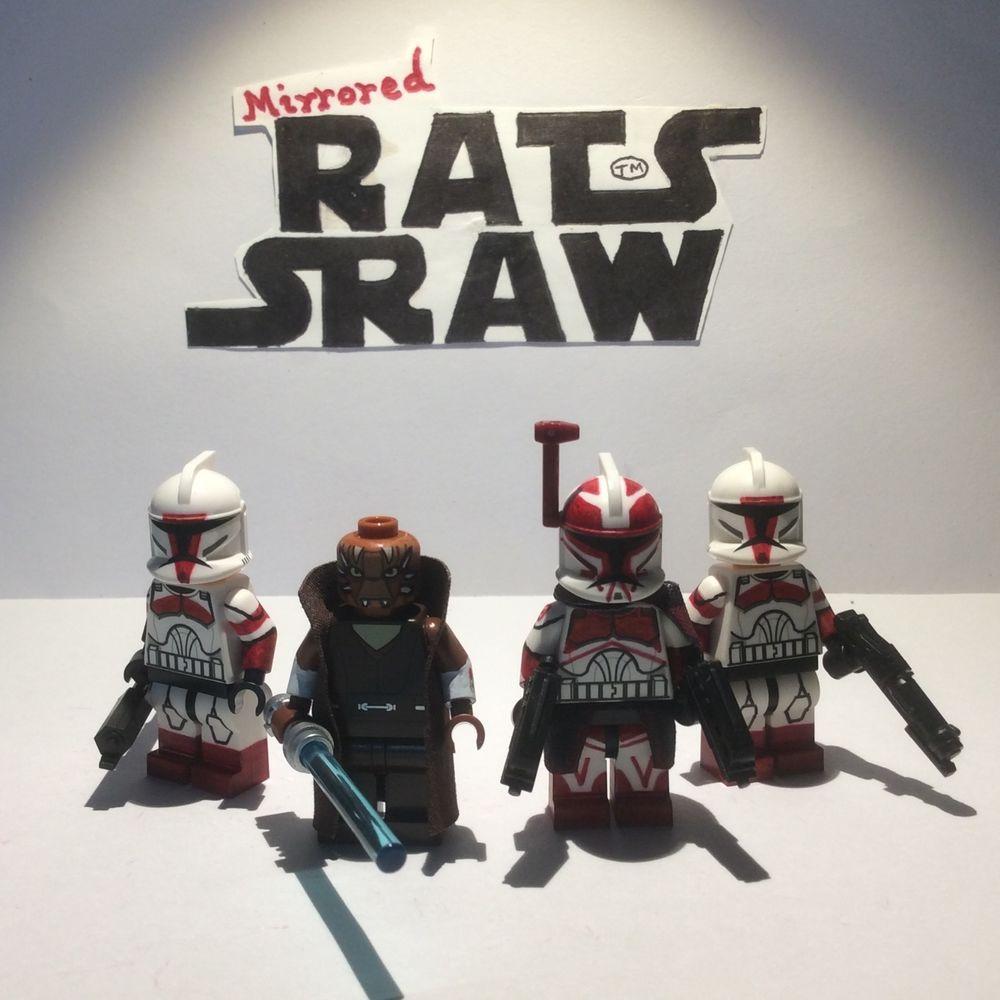 Star Lego January Wars Clonetrooper Custom Minifigures Special ywvm0nON8