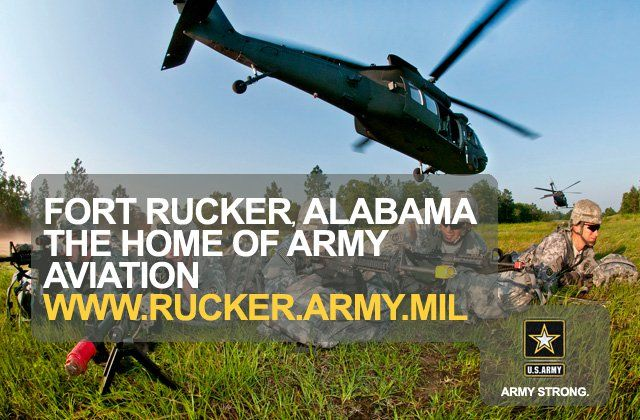 Fort Rucker - FortWiki Historic U.S. and Canadian Forts