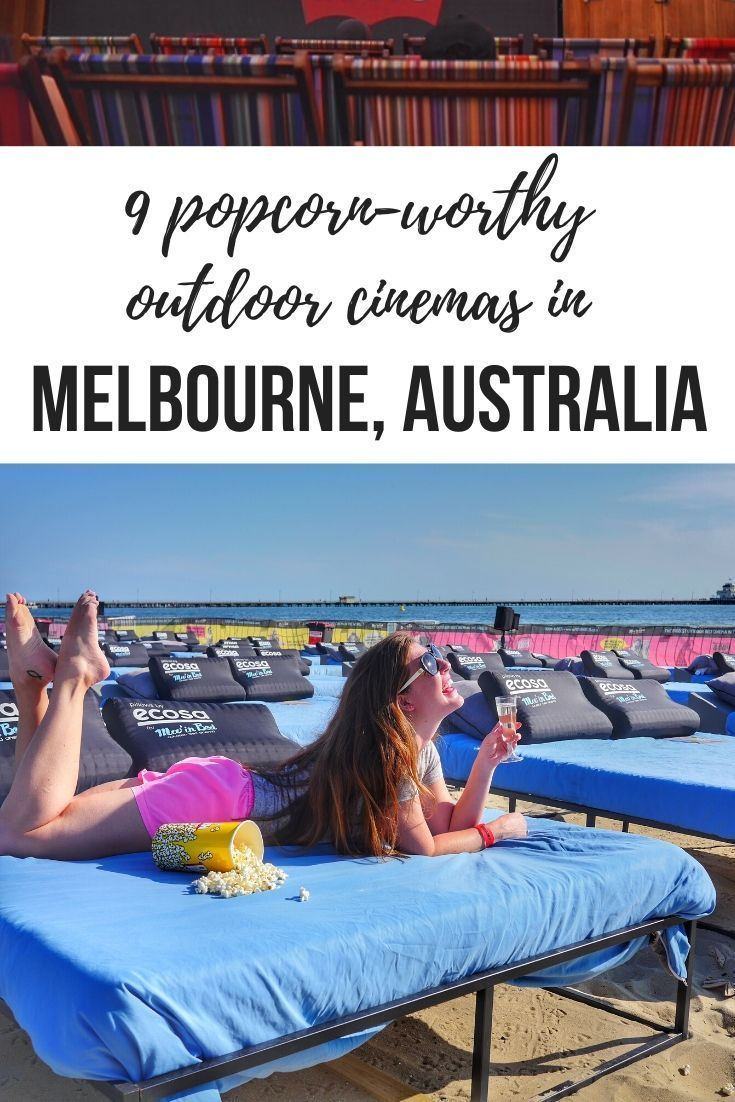 9 popcornworthy outdoor cinemas in Melbourne in 2020