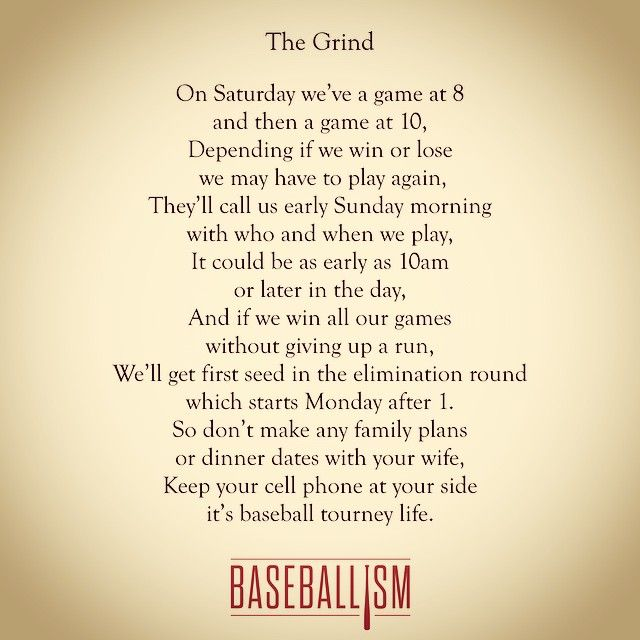Welcome To The Grind Americasbrand Www Baseballism Com Baseball Family Baseball Family Quotes Baseball Quotes