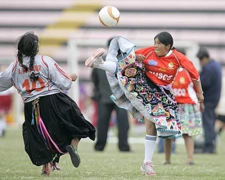 Andean Women's Football Tournament