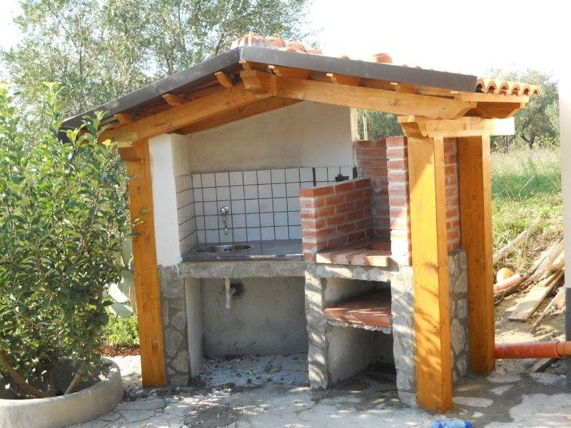 Progettazione e realizzazione cucine in muratura, barbecue forno a legnasezione  Giardino2015 ...