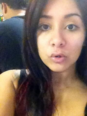 snooki gorg without makeup  celebs without makeup