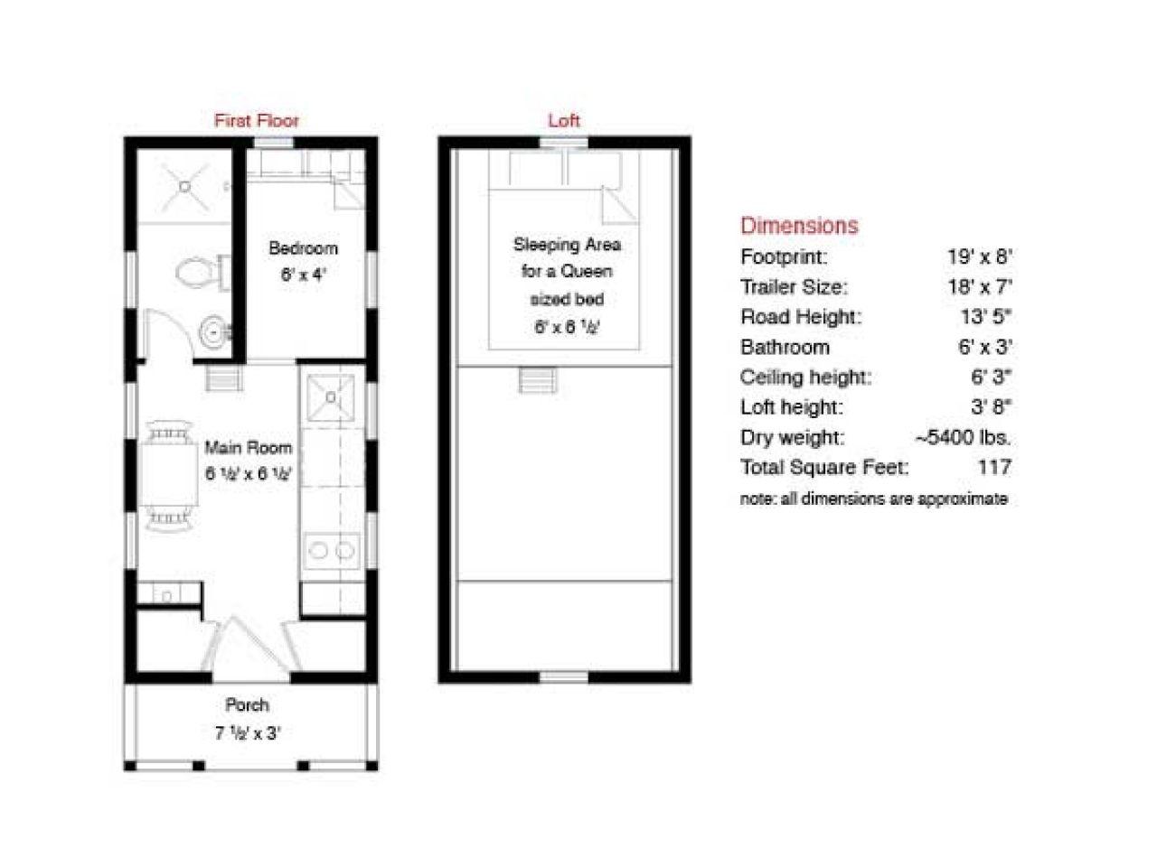 Tiny houses interior tinyhouseblog