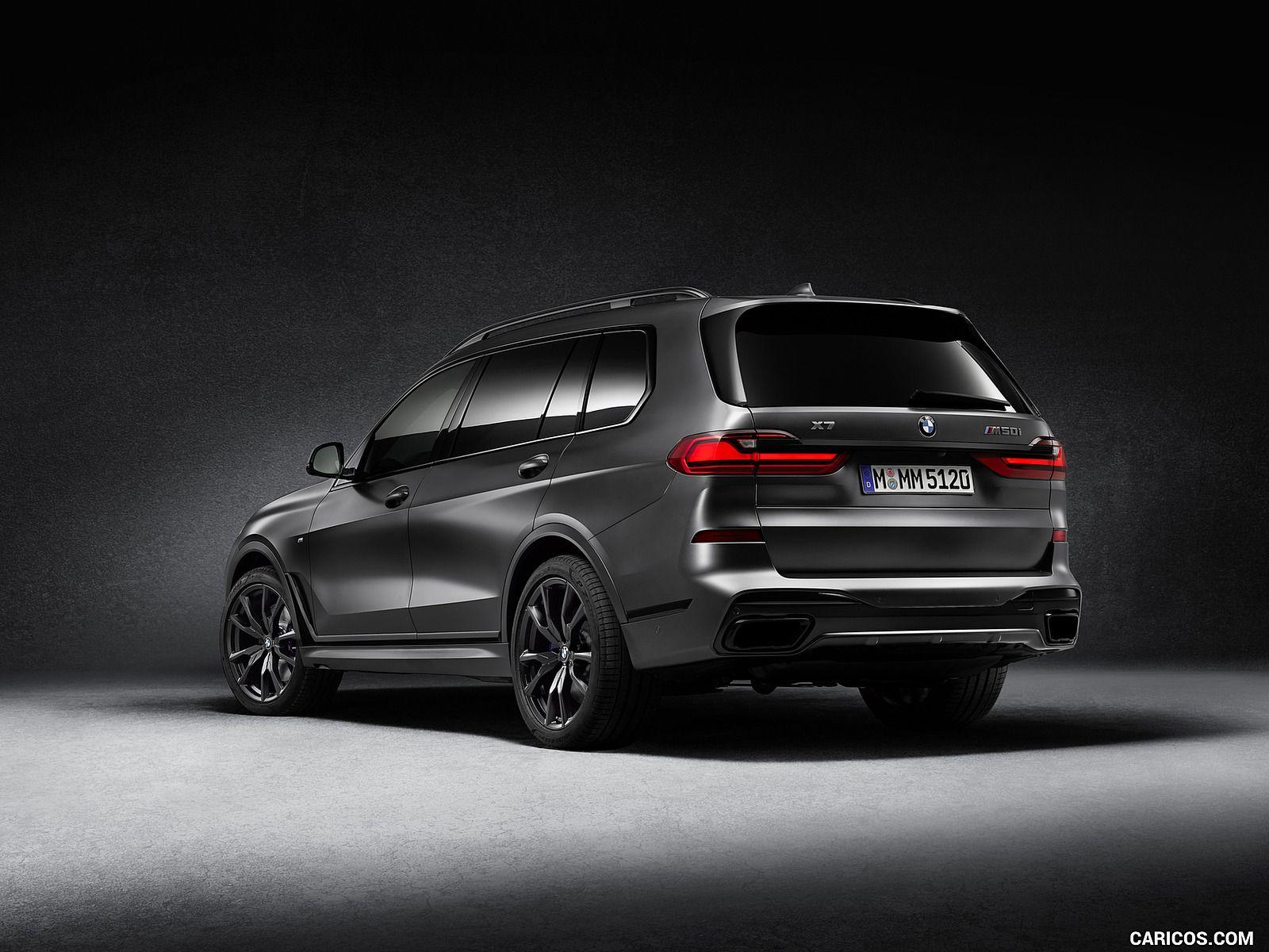 2021 BMW X7 Dark Shadow Edition in 2020 Bmw x7, Bmw, New bmw