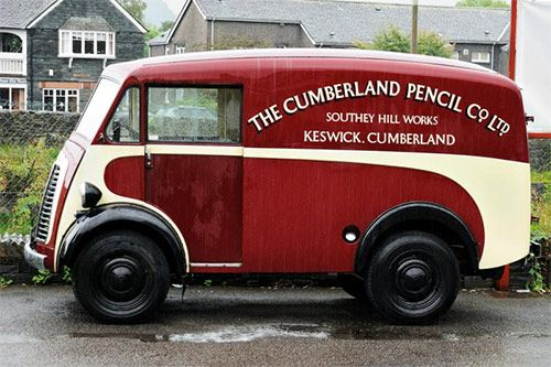 Keswick Pencil Museum Cumberland Old Concept Cars Pinterest