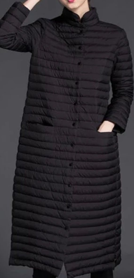 Stand Collar Women Winter 90% Duck Down Jackets Long Warm Women Long Down Coat Plus Size