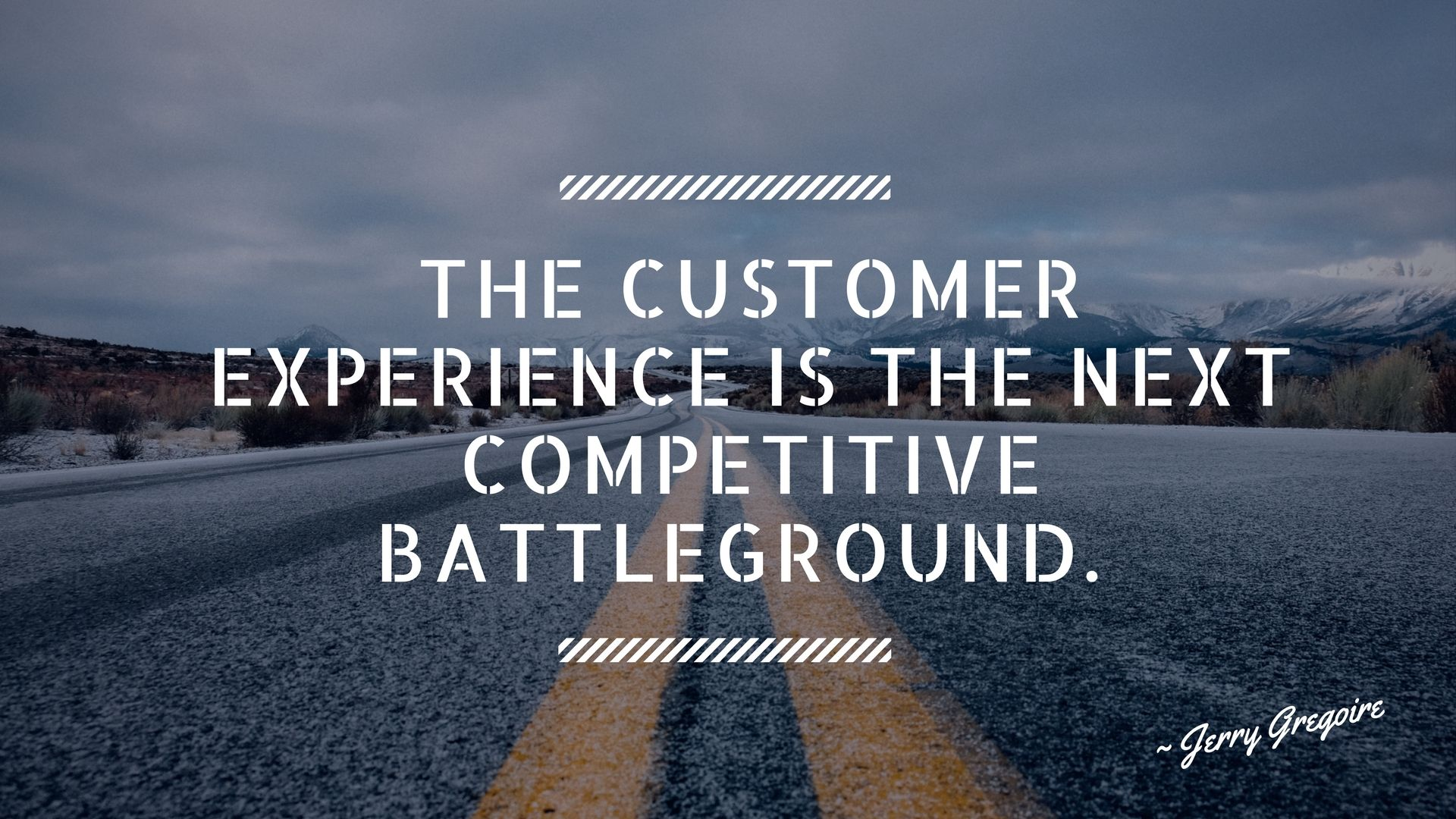 Customer Experience Excellence Quote Customer Service ...