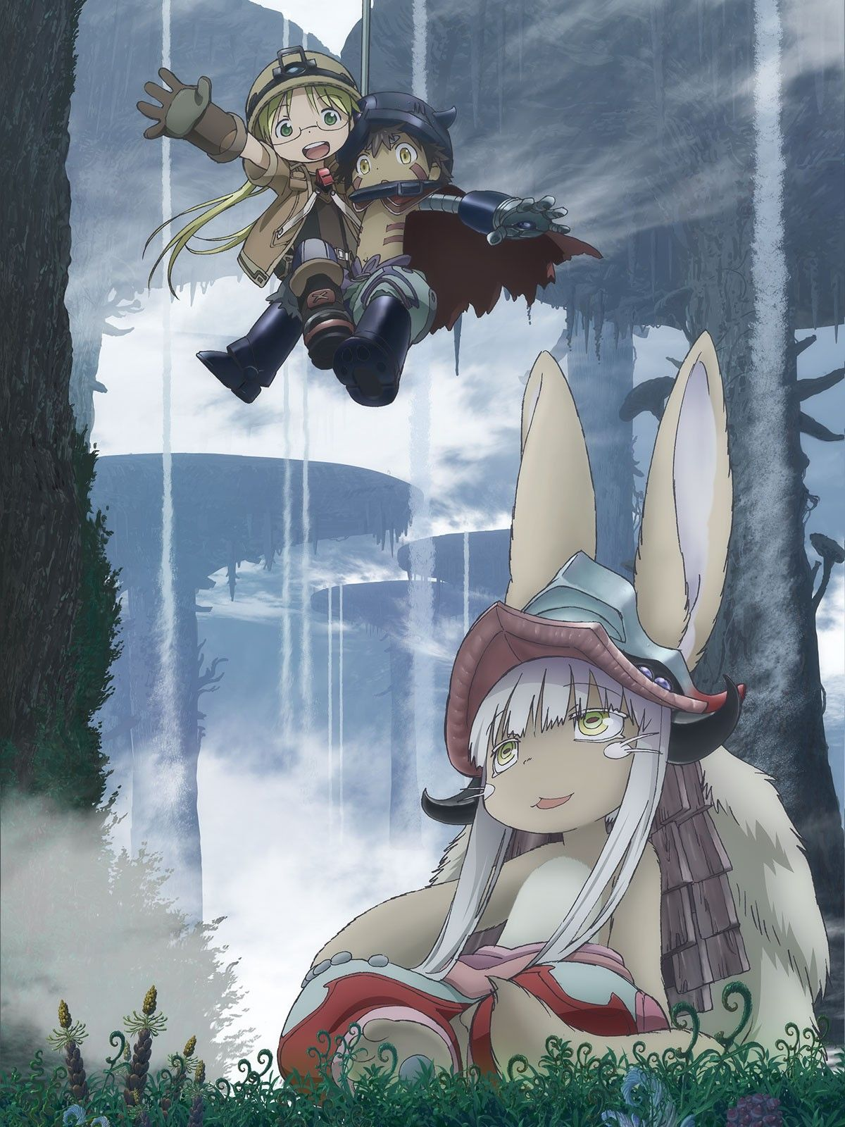 Made in Abyss ger sub Anime, Abyss anime, L anime