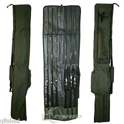 3 3 Deluxe Rod And Reel Holdall Bag 12ft Rods Carp Fishing Rod Bag 100 View More On The Link Http Ww Fishing Rod Bag Holdall Bag Carp Fishing Rods