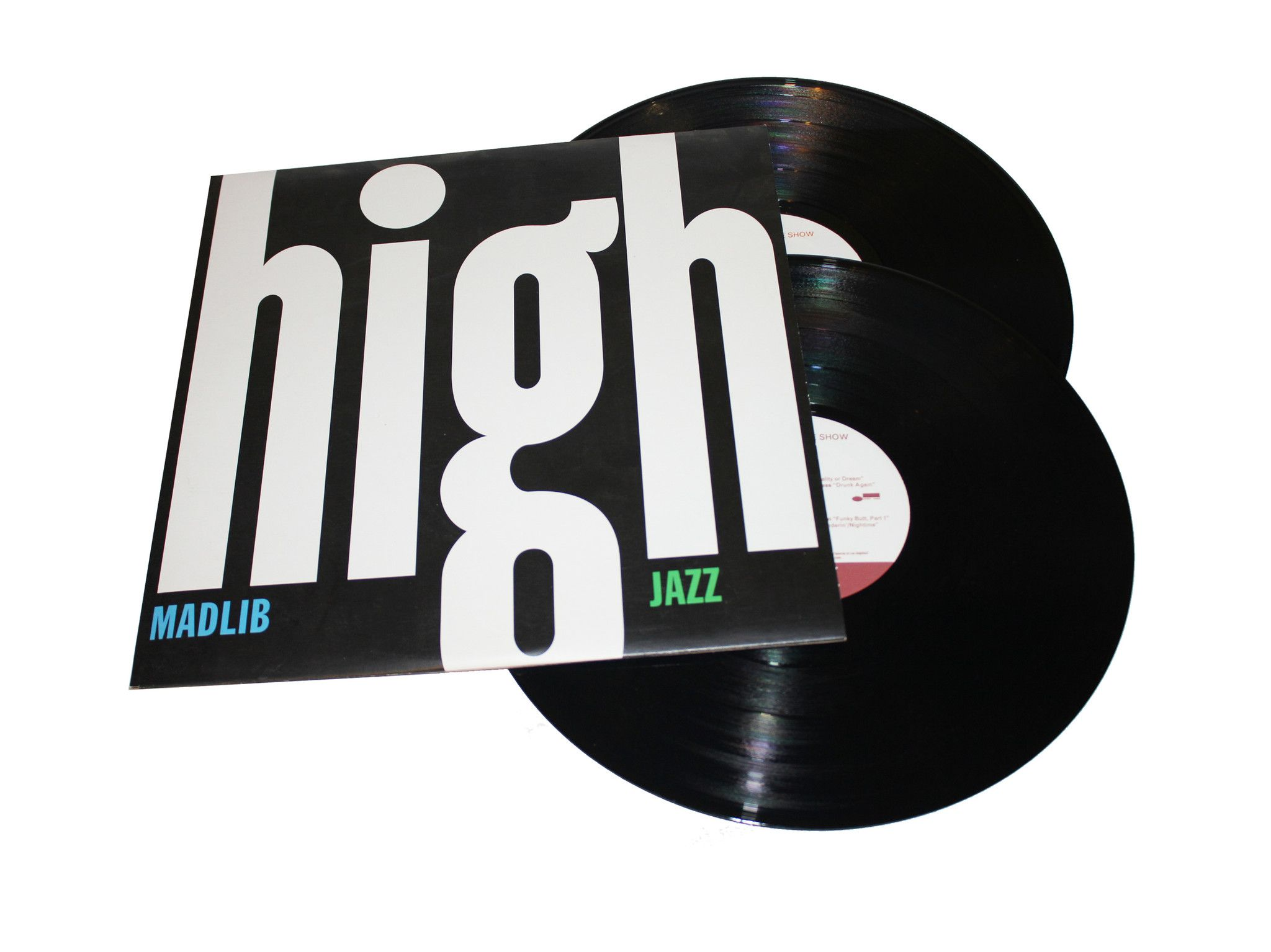 Madlib - High Jazz..  for the real jazz heads..