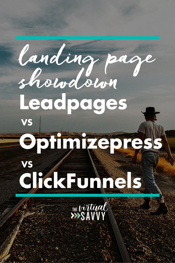 landing page showdown leadpages vs optimizepress vs clickfunnelslanding page showdown leadpages vs optimizepress vs clickfunnels