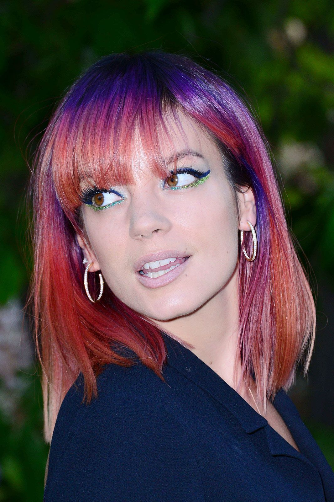 Which unicorn hair color is right for you pink dye fair skin and