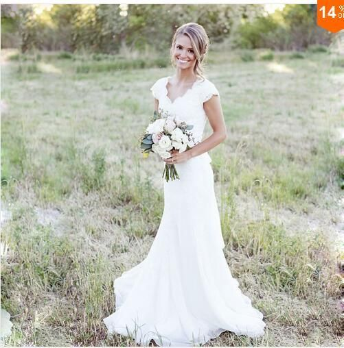 Western Wedding Dress for Sale