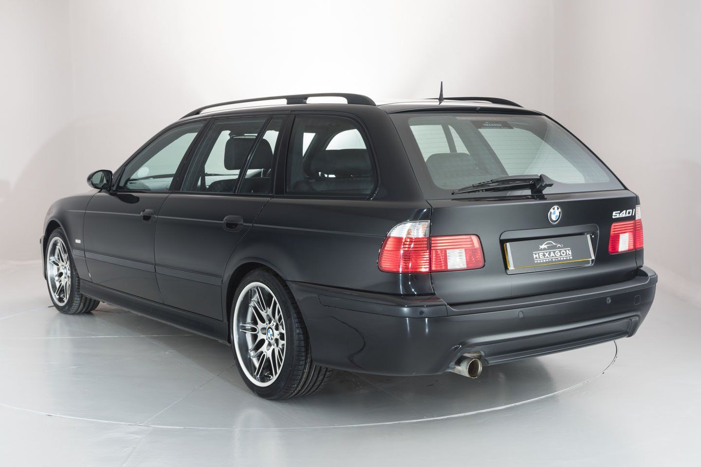 This Manual Bmw 540i Touring Is Just Wagon Perfection Bmw