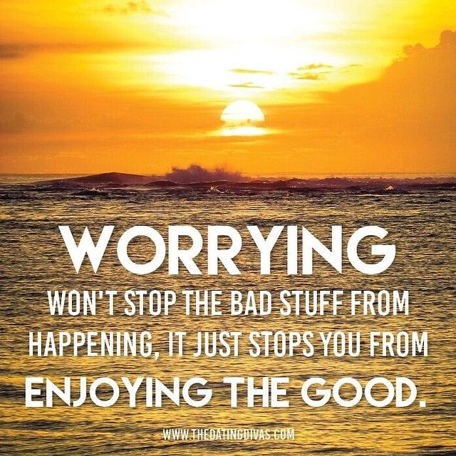 """Worry is believing God won't get it right."" -Todd Wagner #SeriouslyLoveThinkingOfItThatWay #DivasInspirationOfTheDay #datingdivas"